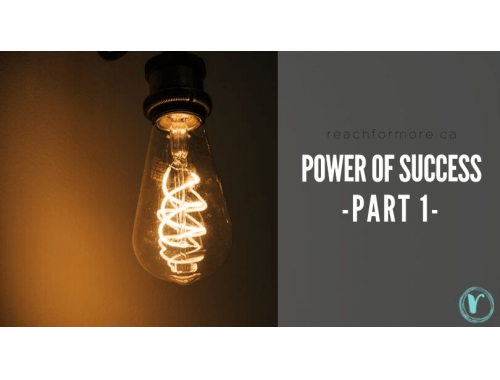 The Power of Success Recap part 2 - Rachel Hollis & Tony Robbins