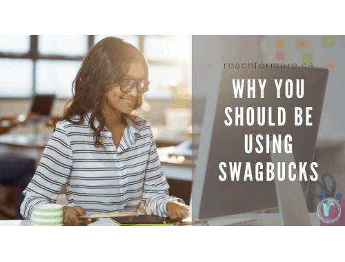 Find out why you should sign up for swagbucks today!